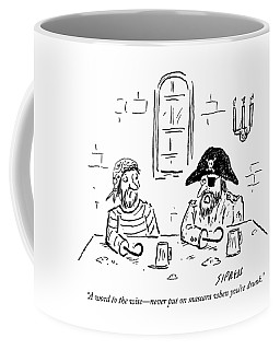 A Word To The Wise Coffee Mug