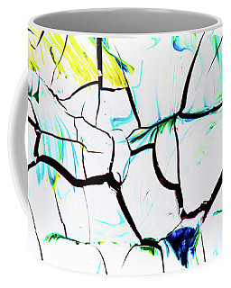 Coffee Mug featuring the painting Ab19-12 by Arttantra