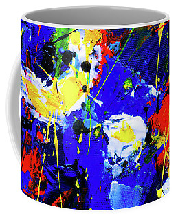 Coffee Mug featuring the painting Ab19-16 by Arttantra