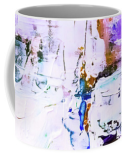 Coffee Mug featuring the painting Ab19-17 by Arttantra