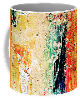 Coffee Mug featuring the painting Ab19 by Arttantra