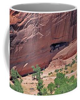 Abandonded Shelter Coffee Mug