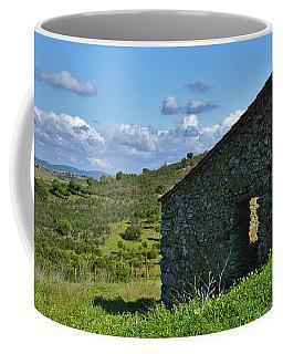 Abandoned Cottage In Alentejo Coffee Mug