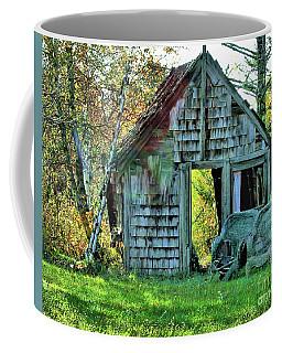 Abandoned Shack Coffee Mug