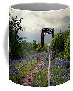 Abandoned Tracks Coffee Mug