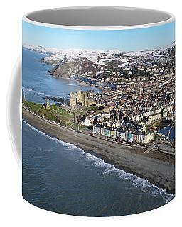 Aberystwyth In Winter Coffee Mug