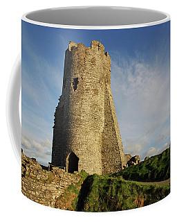 Aberystwyth. The Castle Gatehouse. Coffee Mug