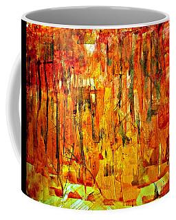 Ablaze Coffee Mug