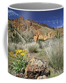 Above Juniper Gulch Coffee Mug