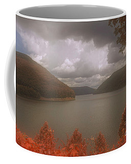 Above The Kinzua Dam Coffee Mug
