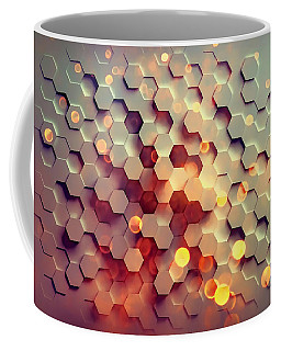 Abstract 2 Coffee Mug