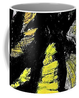 Coffee Mug featuring the painting Metamorphosis by Joan Reese