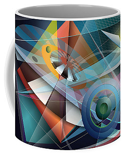 Abstract 4 Coffee Mug