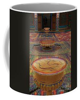 Abstract Architecture Morocco  Coffee Mug