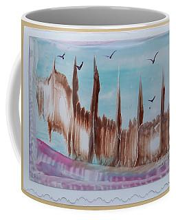 Abstract Castles Coffee Mug