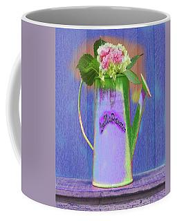 Abstract Floral Art 343 Coffee Mug