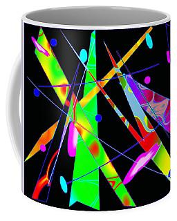 Abstract Kandinsky Coffee Mug