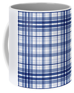 Abstract Squares And Lines Background - Dde611 Coffee Mug