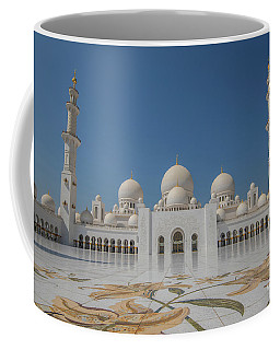 Abu Dhabi 2 Coffee Mug