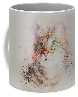 Abyssinian Cat Coffee Mug