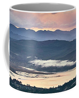 Coffee Mug featuring the photograph Across The Bay by Whitney Goodey