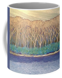 Across The Creek Coffee Mug