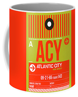 Acy Atlantic City Luggage Tag I Coffee Mug