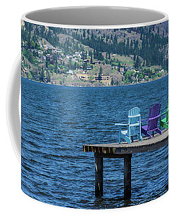 Adirondack Dock Coffee Mug