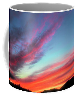 Adirondack Sunset Coffee Mug