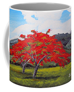 Adorning Nature Coffee Mug