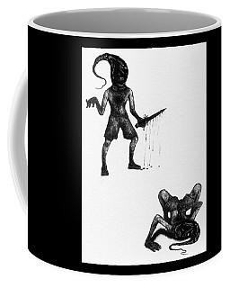 Adriano The Darkstalker - Artwork Coffee Mug