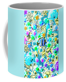 Adventures On Icon Reef Coffee Mug