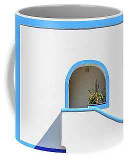 Aeolian Geometry Coffee Mug