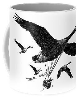 Aero Canada - Bw Coffee Mug