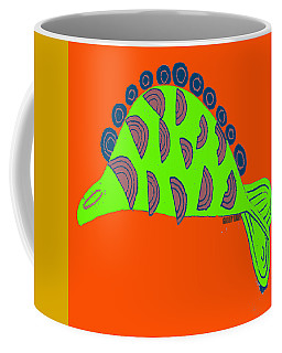 African Fish Coffee Mug