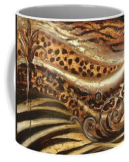 African Touch I Coffee Mug