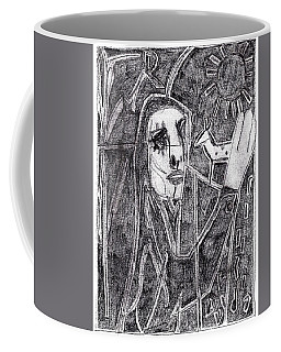After Childish Edgeworth Pencil Drawing 10 Coffee Mug
