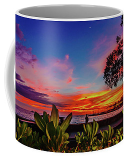 After Sunset Colors Coffee Mug
