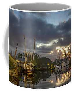 After The Storm Sunrise Coffee Mug