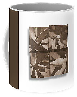 Coffee Mug featuring the photograph Agaves by Mark Shoolery