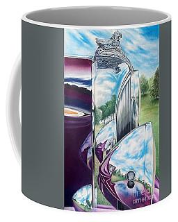 Aged Elegance Coffee Mug