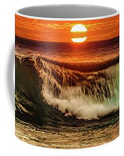 Ahh.. The Sunset Wave Coffee Mug