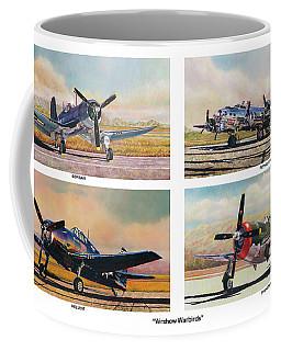 Airshow Warbirds Coffee Mug