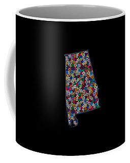 Alabama Map - 2 Coffee Mug