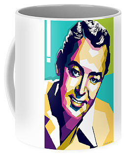 Alan Ladd Coffee Mug