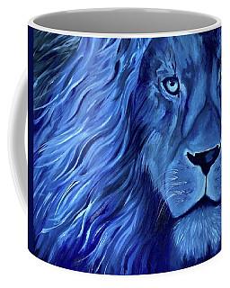 Alice B Landrum Lion Coffee Mug