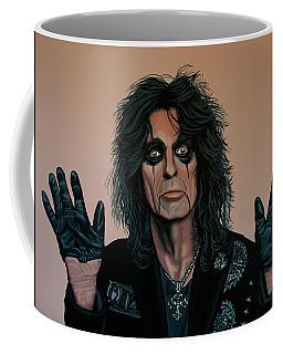 Alice Cooper Painting 2 Coffee Mug