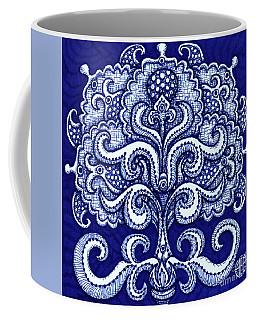 Alien Bloom 2 Coffee Mug