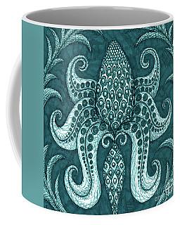 Alien Bloom 3 Coffee Mug