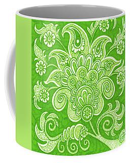 Alien Bloom 4 Coffee Mug